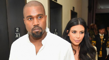 "Kanye West Is ""Not Ready to Go Back Home,"" but Kim Kardashian Is ""Staying by His Side"""