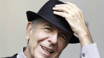 Leonard Cohen passed away at 82