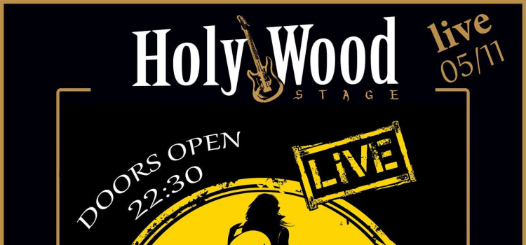 HolyWood Stage presents : Apalaente live!