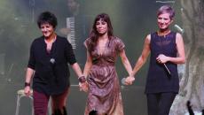 Πρεμιέρα – Τρεις «Γυναίκες» επί σκηνής… πολλοί επώνυμοι φίλοι στο κοινό!