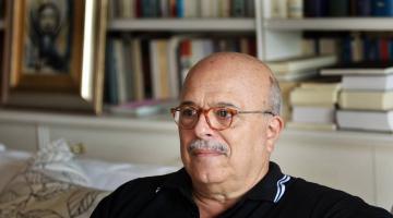 Ο Γιάννης Ξανθούλης στις Συναντήσεις με Συγγραφείς @ ΙΑΝΟΣ