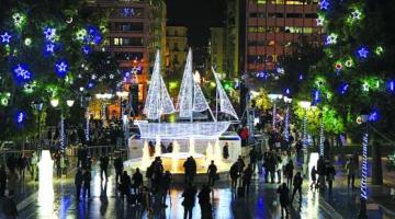 Αντίστροφη μέτρηση για την επίσημη φωταγώγηση της Αθήνας!