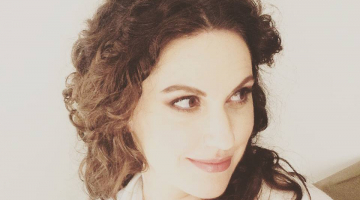 Η Κορίνα Λεγάκη δίνει συνέντευξη στον NGradio.gr