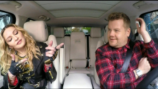 5 Things You Missed in Madonna's Carpool Karaoke