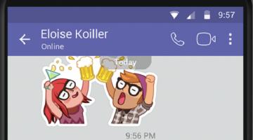 Viber: Ενσωματώνει τα άμεσα βίντεο-μηνύματα