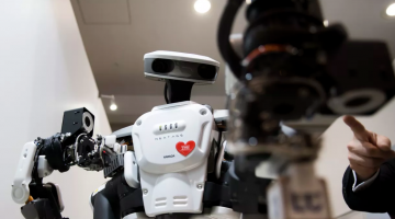 Giving robots 'personhood' is actually about making corporations accountable