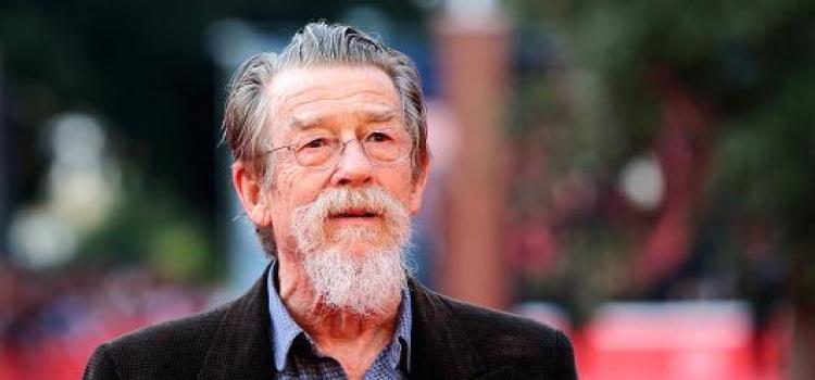 John Hurt, Oscar nominated for 'The Elephant Man' dies at 77