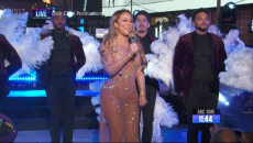 Reps for Mariah Carey Say Singer's 'Ear Piece Was Not Working' During 'New Year's Rockin' Eve' Performance