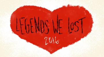Ένα animation για τις μεγαλύτερες απώλειες του 2016
