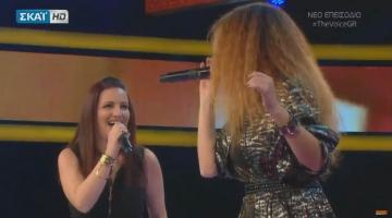 Η Χρύσα Σιγάλα νικήτρια στα #battles του The Voice