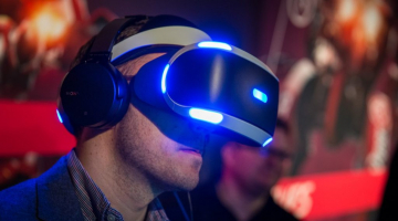 PlayStation VR adds support for YouTube 360 Videos