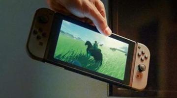 Η Nintendo παρουσίασε τη νέα της κονσόλα Switch