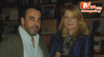 Ο Νίκος Παργινός δίνει συνέντευξη στον NGradio
