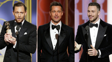 7 Biggest Jaw-Droppers at the 2017 Golden Globes