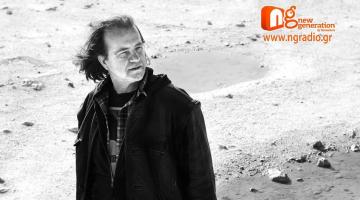 Ο Νίκος Ζιώγαλας δίνει συνέντευξη στον NGradio