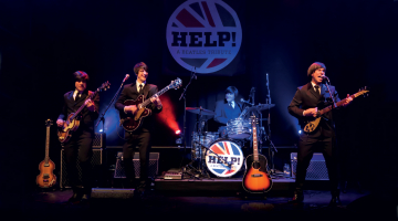 Help! A Beatles Tribute – 26/03  @Κύτταρο!