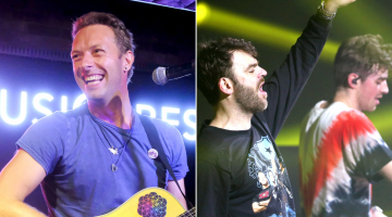 Coldplay & Chainsmokers Prepping 'Something Just Like This' Single