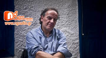 Ο Δημήτρης Φύσσας δίνει συνέντευξη στον NGradio