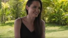 Η Angelina Jolie μιλά πρώτη φορά για το χωρισμό της: Δείτε το βίντεο