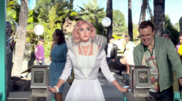 Katy Perry Goes Back to the Future in 'Chained to the Rhythm' Music Video