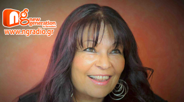 Η Μαρία Παπαδάκη δίνει συνέντευξη στον NGradio