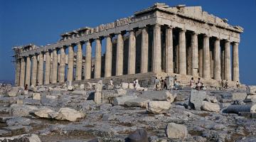 Η Ακρόπολη των Αθηνών και ο οίκος μόδας Gucci