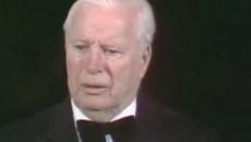Η Νο1 στιγμή των Όσκαρ: ο Τσάρλι Τσάπλιν παίρνει τιμητικό και το κοινό χειροκροτά για 12 λεπτά
