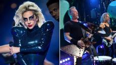 Συνεργασία Metallica και Lady Gaga στην τελετή των Grammy;