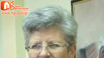 Η Ευγενία Ασημακοπούλου-Τσαλπαρά καλεσμένη στον NGradio
