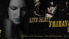 Η Χρύσα Σιγάλα και οι «24K» Live στο Skyfall Bar!