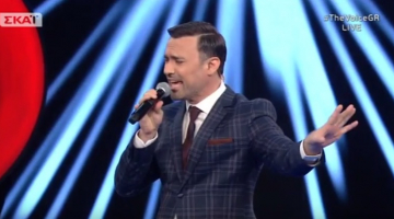 Το ξεκαρδιστικό τρολλάρισμα του Γιώργου Καπουτζίδη στους coaches του The Voice