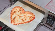 Η πρώτη πίτσα από 3D εκτυπωτή