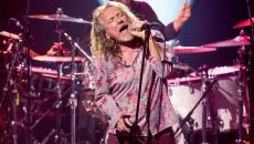 Hear Robert Plant's First 'Kashmir' Performance Since Led Zeppelin Reunion