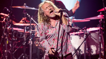 Hear Robert Plant's First 'Kashmir' Performance Since Led Zeppelin Reunion