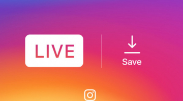 To Instagram επιτρέπει την αποθήκευση των Live Videos!