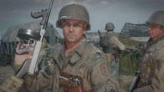 Call Of Duty: WW2's First (Very Small) Images Seemingly Revealed