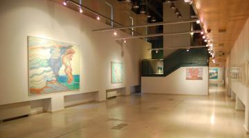 Πινακοθήκη Δήμου Αθηναίων: Maria Lassnig. Το Μέλλον Επινοείται με Θραύσματα του Παρελθόντος