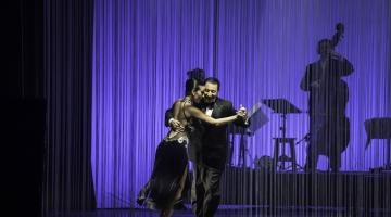 ΤΟ TANGO ΣΤΑ ΚΑΛΥΤΕΡΑ ΤΟΥ – Η Αθήνα υποκλίθηκε στον ζωντανό θρύλο Miguel Ángel Zotto
