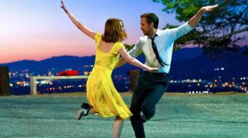 No, it's not a presenter mistake: Tuesday really is 'La La Land' day in LA