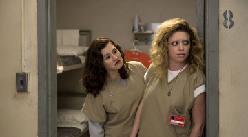 Watch the First Minute of 'Orange Is the New Black' Season 5