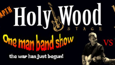 One Man Band Show *the war* @ HolyWood Stage