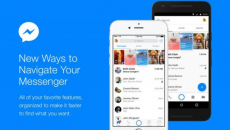 Facebook Messenger: Αυτή είναι η ανασχεδιασμένη εμφάνισή του