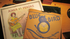 Chris travels at 78 RPM: «Music On Both Sides» – Episode 11