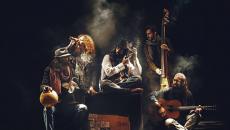 """""""Στο Φαλιμέντο Του Κόσμου"""" – Μια παράσταση βασισμένη σε κείμενα μουσικές και τραγούδια του ΝΙΚΟΛΑ ΑΣΙΜΟΥ"""