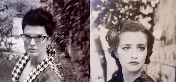 Ευσταθία & Μαρία Κίτσου – Θεατρικό αναλόγιο «Σε θέλω» @ IANOS   Παρασκευή 12 & 19 Μαΐου