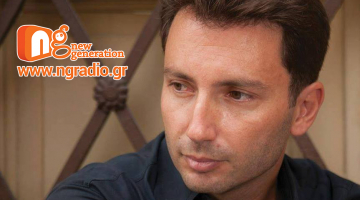 «Ο Δημήτρης Κανέλλος ερμηνεύει Φώντα Λάδη» στον NGradio.gr