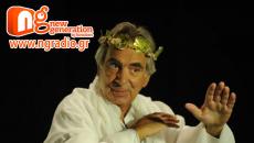 Ο Κώστας Καστανάς δίνει συνέντευξη στον NGradio