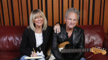 Watch Lindsey Buckingham, Christine McVie Behind-the-Scenes of New LP