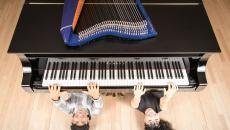 Hiromi Duet: feat. Edmar Castaneda @ ΓΥΑΛΙΝΟ Μουσικό Θέατρο | Παρασκευή 19 Μαΐου