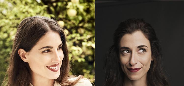 Παυλίνα Βουλγαράκη & Μαρίζα Ρίζου   Συναντήσεις Με Μουσικούς στο cafe του ΙΑΝΟΥ
